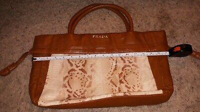 Authentic Vintage Prada Shoulder Bag