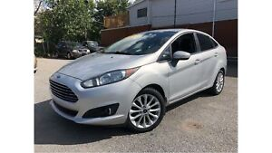 2014 Ford Fiesta SE MOONROOF MAGS BACK UP CAMERA