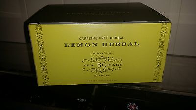 harney and sons 50 count box lemon