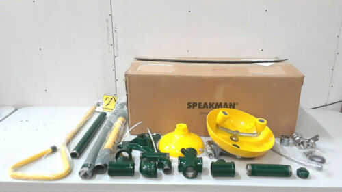 Speakman SE-697 Traditional Series Combination Emergency Eyewash Station