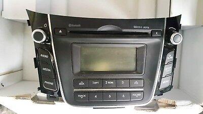 Hyundai i30 GD mk2 Radio MP3 CD Player, Receiver, Bluetooth, (HMC) for sale  Shipping to Nigeria