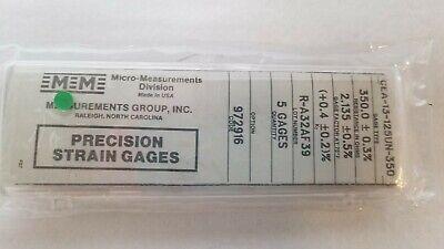Micro-measurements Precision Strain Gages Cea-13-12sun-350 Sealed Box Of 5 New