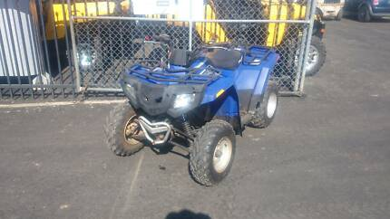 2006 Polaris Sawtooth quad atv great for kids Taminda Tamworth City Preview