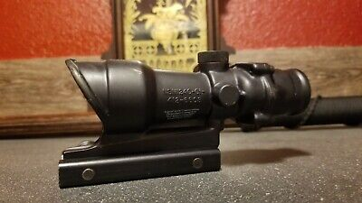 Trijicon Acog 4x32 Rifle Scope