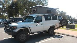 Toyota Landcruiser Pop Top Bush Camper Coorparoo Brisbane South East Preview