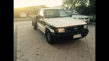 1998 Ford Courier Manual Ute- mint condition bargain! Wanneroo Wanneroo Area Preview