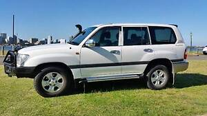 2006 Toyota 100 Series Diesel LandCruiser South Perth South Perth Area Preview
