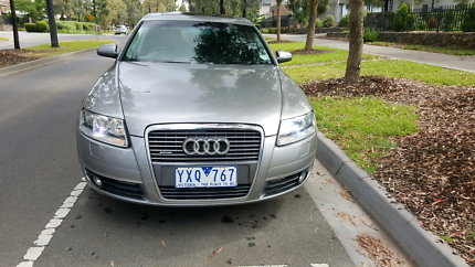 2005 audi a6 turbo diesel quattro with rego