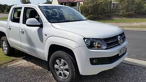 2011 VOLKSWAGEN AMAROK TDI400 4X4 DUAL CAB 6SPD MANUAL Rochedale South Brisbane South East Preview