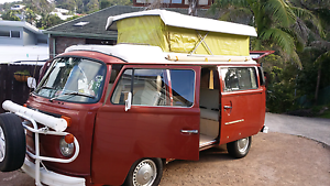 Kombi pop top camper Crows Nest North Sydney Area Preview