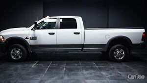 2013 RAM 2500 SLT 4-WHEEL DRIVE!  CUMMINS TURBO DIESEL! TONNE...