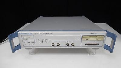 Rohde Schwarz Iq Modulation Generator Amiq 1110.2003.04 Woptions B2b31112