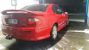 Holden VX SS Commodore East Brisbane Brisbane South East Preview
