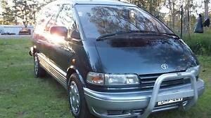 1998 Toyota Tarago Wagon Grafton Clarence Valley Preview