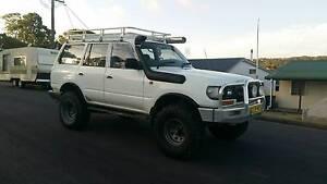 1993 Toyota LandCruiser Wagon Belmont North Lake Macquarie Area Preview