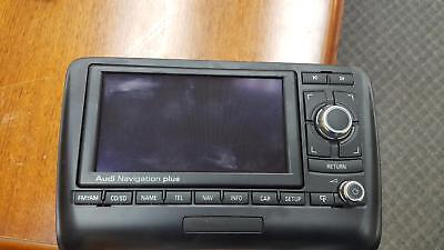 AUDI TT A/V Equipment receiver, w/navigation, ID 8J0035192B 08 09