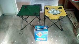 Camping/beach/etc tables Upper Mount Gravatt Brisbane South East Preview