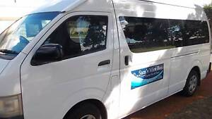minibus service up to 20 passenger from $400 6 hours wine tour Gooseberry Hill Kalamunda Area Preview