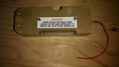 Big Sky Laser Head Class Iiib 532nm 495mw 2.27mj 7ns Pulse Laser