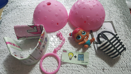 L.O.L Surprise Doll Lil Sisters Baby Lil Teacher's pet