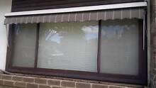 ALUMINIUM SLIDING WINDOWS WITH FLY SCREEN (NO EMAILS) Ermington Parramatta Area Preview