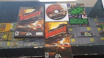 Burnout Revenge - PlayStation 2 complete free shipping refurb for sale  Shipping to Nigeria