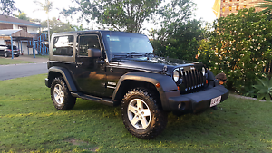 4X4 Petrol Short Wheel Base Wrangler. NEGOTIABLE Booval Ipswich City Preview