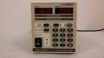 Lambda Lls5018 Dc Power Supply