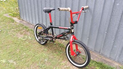 MONGOOSE PIT CREW 16 INCH BMX CUSTOM PAINT!!! Strathpine Pine Rivers Area Preview