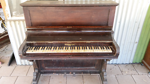 "Free piano ""John Broadwood and Sons London"" Nuriootpa Barossa Area Preview"