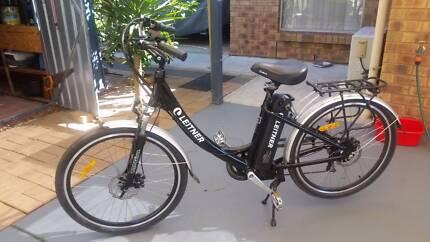 Near New Electric Bike Step-Through - Leitner Milan Cruiser