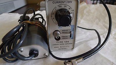 Tektronix Type 134 Current Probe Amplifier