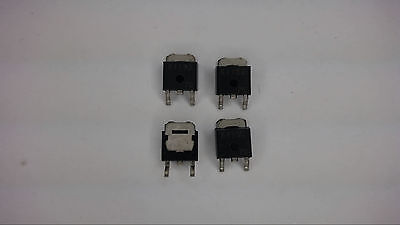 Hitachi 2sk1152s Transistor Smd 3-pin With Tab New Lot Quantity-5