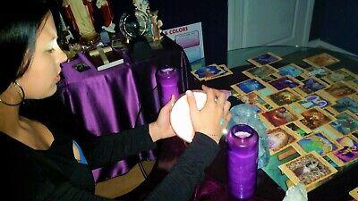 Amanda Psychic Reading 1 Questions Tarot+Meditation Love Health Career Energy