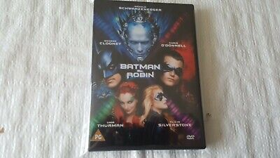Batman And Robin [1997]  George Clooney Rare Cover