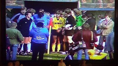 Borussia Dortmund 11-1 Arminia Bielefeld 06-11-1982, Burgsmuller, Klotz on  DVD. 21549084c98f