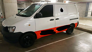 Toyota townace, long rego, ac etc Punchbowl Canterbury Area Preview