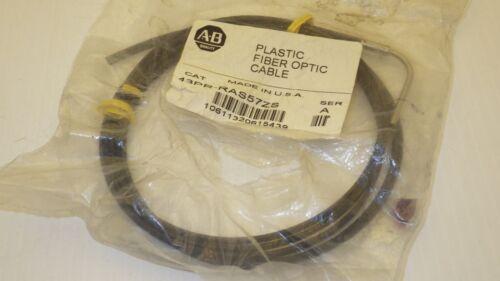 ALLEN BRADLEY 43PR-RAS57ZS PLASTIC FIBER OPTIC CABLE NIB
