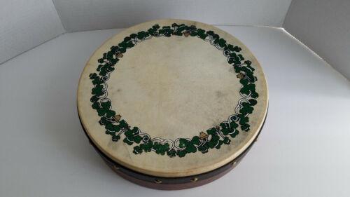 "Waltons Celtic Bodhrán 12"" Handcrafted Irish Instrument Crisp & Musical"
