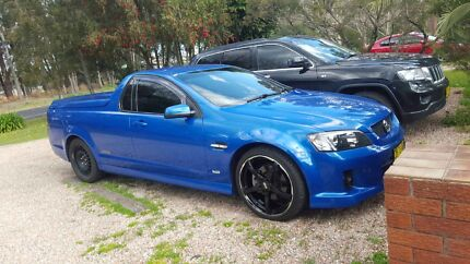 2009 Holden ute ssv manual Richmond Hawkesbury Area Preview