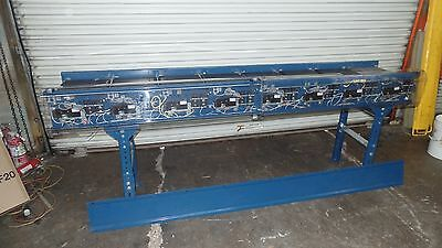 Hilmot Mdr Accumulation Conveyor 8 Long By 15 Wide