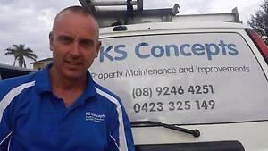 KS Concepts Pty Ltd Property Maintenance and Improvements Duncraig Joondalup Area Preview
