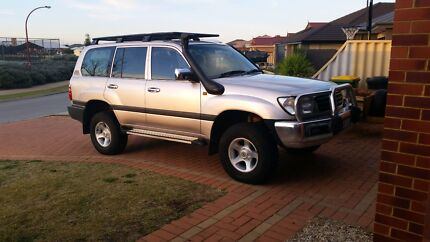 Landcruiser 100 Series Southern River Gosnells Area Preview
