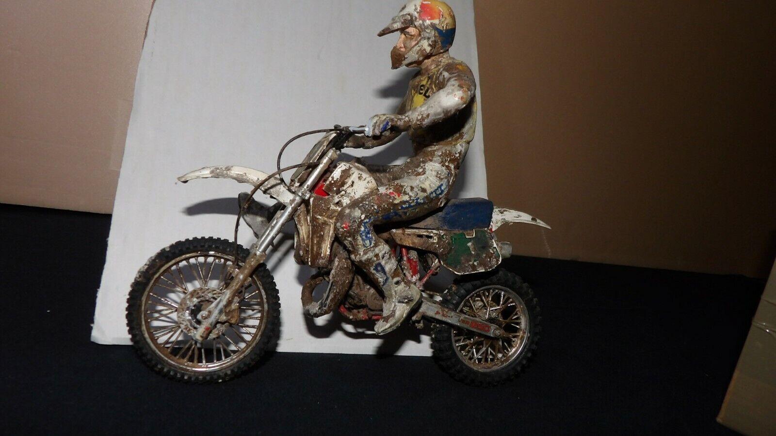 Moto cross + motard montes 1/12