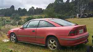1992 Holden Calibra x3 Colebrook Southern Midlands Preview
