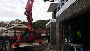 1996 Sacannia 113 Crane Truck Smeaton Grange Camden Area Preview