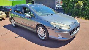 2007 Peugeot 407 SV HDi TOURING