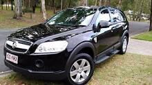 2007 Holden Captiva Wagon 7 Seats Diesel Woolloongabba Brisbane South West Preview