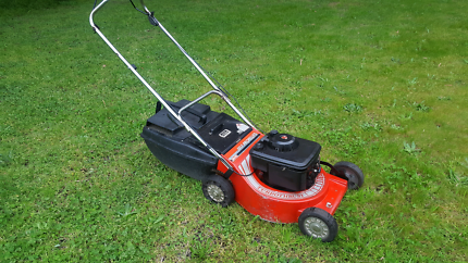 ROVER SELF PROPELLED MOWER