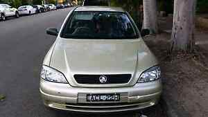 Low KM 2005 Holden Astra Sedan Hornsby Hornsby Area Preview